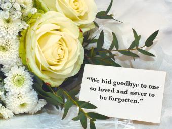 75+ Positive Funeral Quotes
