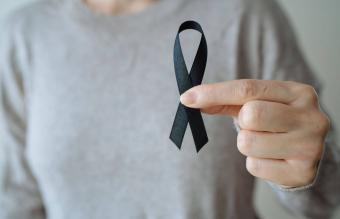 Black Ribbon Meanings for Mourning and Awareness