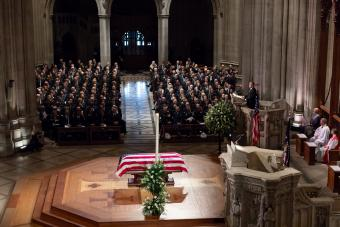Presidential Funeral Traditions: A Show of Respect