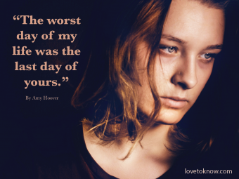 Depression Grief Quote