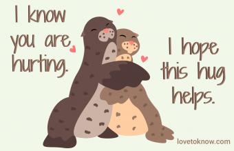 Send a hug through text