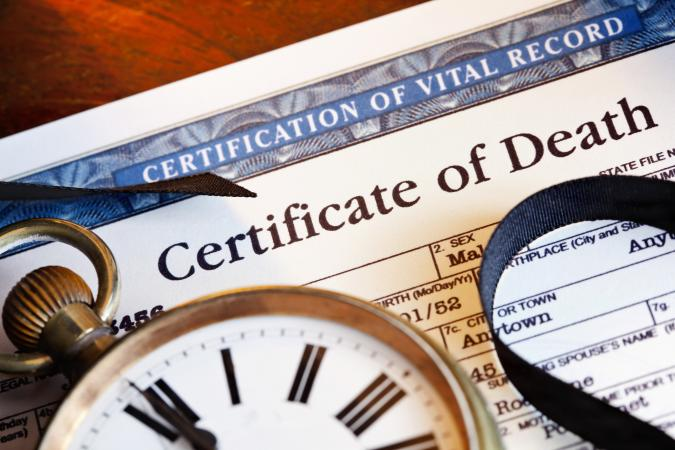 How to Get Copies of Death Certificates