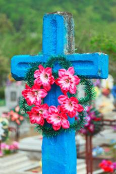 Artificial Cemetery Flowers Lovetoknow