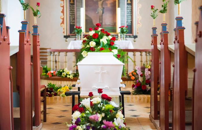 A Funeral Service