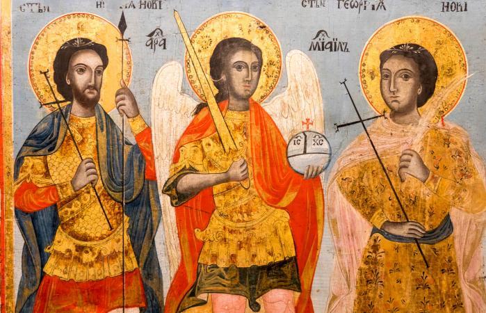 Icon of Apostles