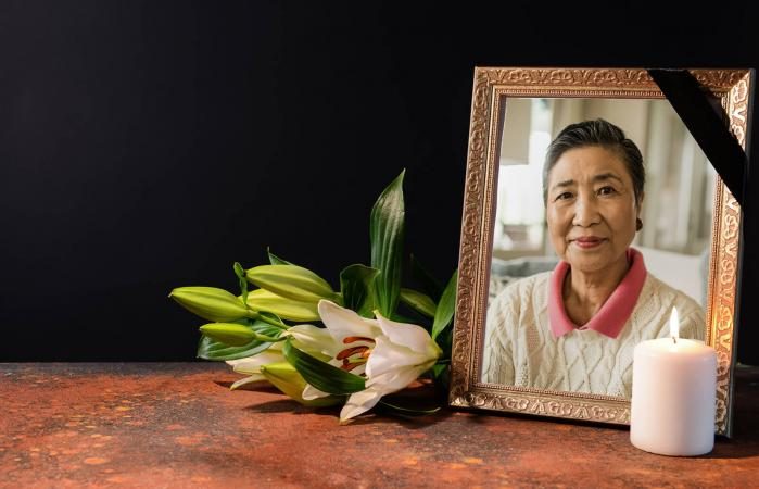 Obituary for mothers