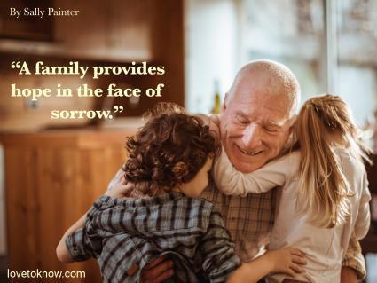 Funeral Quote for Family Members