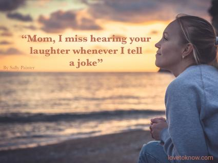 Mother's Death Anniversary Quote