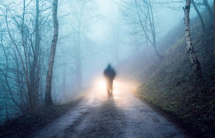 spirit linger after death