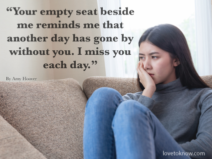 Daily Grief Quote