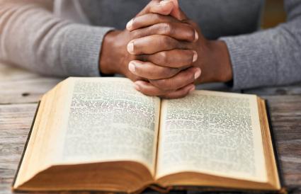 Meditating on God's word
