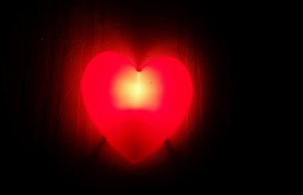 Eternal Light Heart