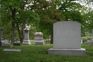 Cemetery Stones