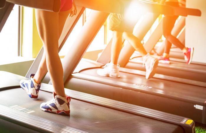 correr en la cinta de correr