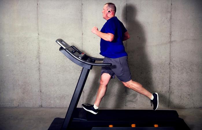 ejercicio anaerobico apearse peso