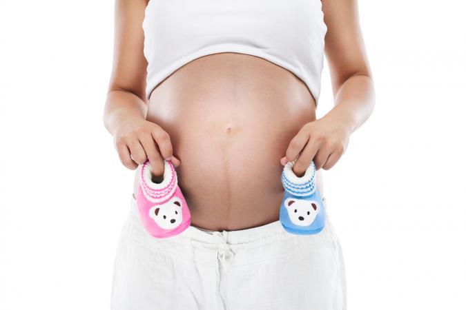 ¿Embarazo gemelar?