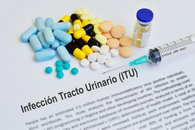 Tratamiento de la ITU