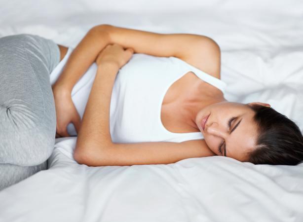 8 meses de dolor pélvico severo en el embarazo