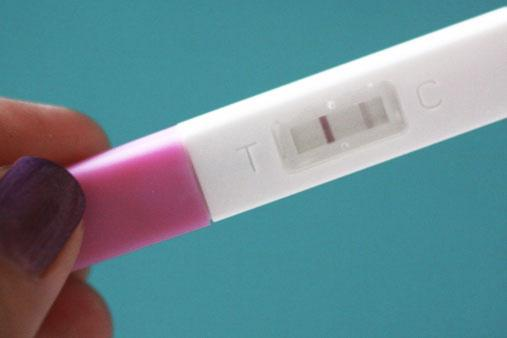 Prueba De Embarazo Positiva: Falsos Positivos En La Prueba De Embarazo