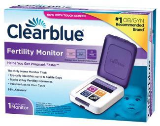 Prueba de ovulación digital avanzada Clearblue