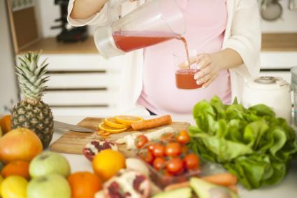 Embarazo y nutrición