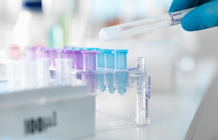 Examen de ADN de paternidad