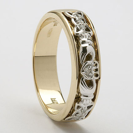 Finding Celtic Wedding Rings Lovetoknow