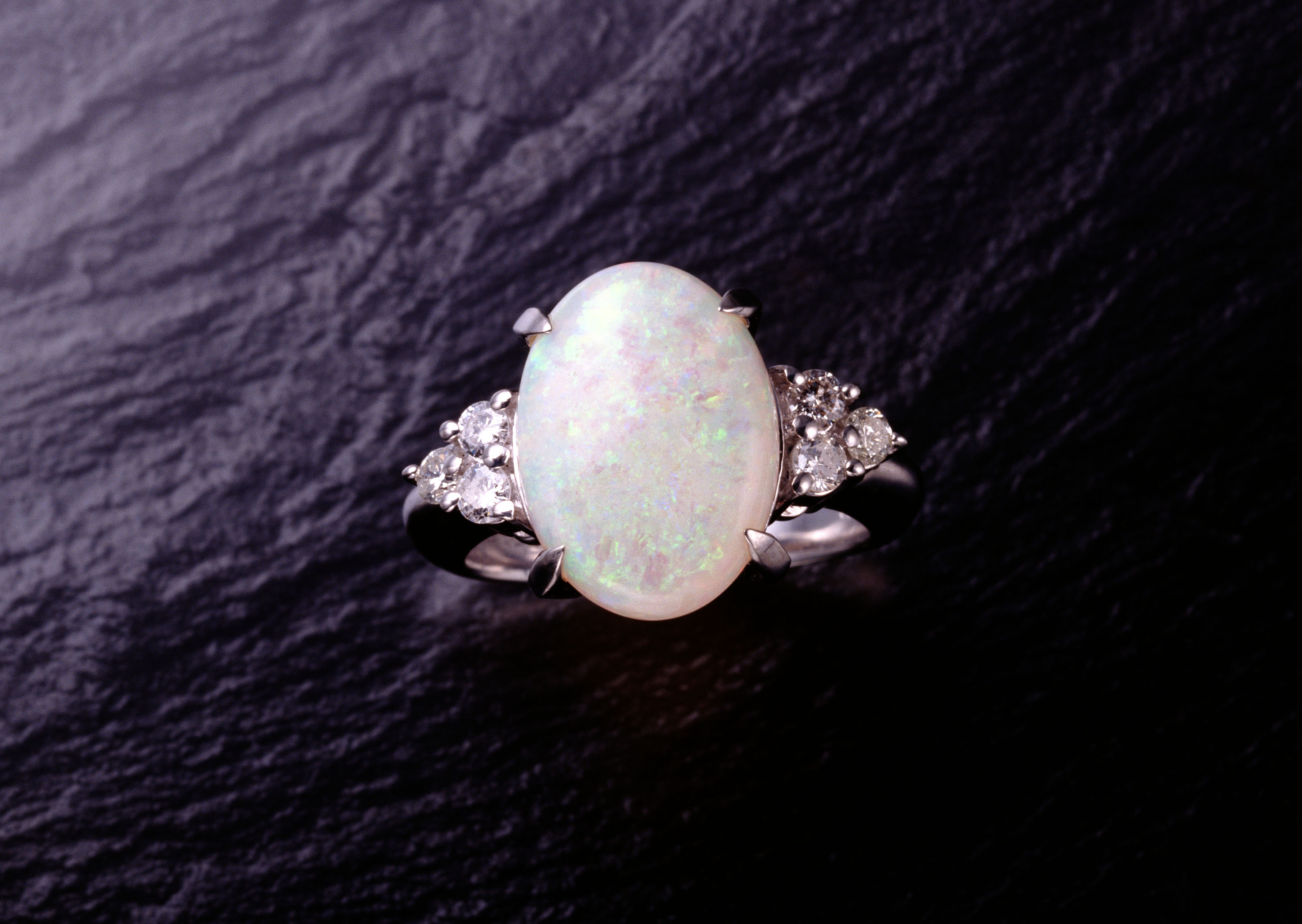 Are Opal Wedding Rings Bad Luck Lovetoknow