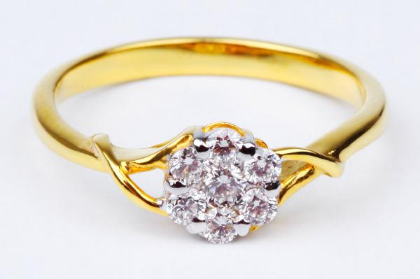 women for knot fine gold jewelry engagement floral designer ring white cost rings naughty certified diamond discount at ct