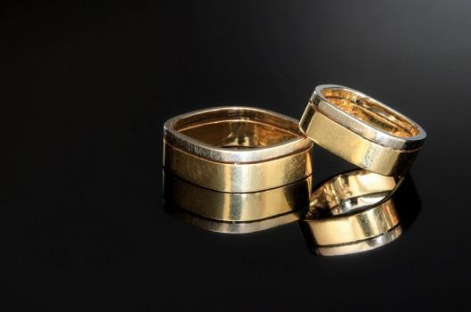 unique wedding band - Creative Wedding Rings