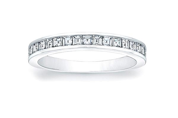 Emerald Cut Diamond Wedding Rings LoveToKnow