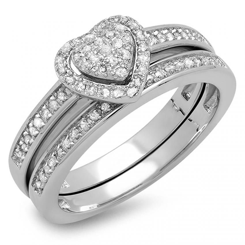Heart Shaped Engagement Ring s