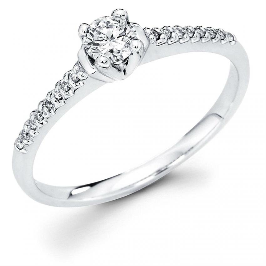 Micro Pave Diamond Ring Photos Lovetoknow