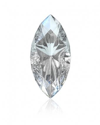 Marquise cut diamond; Copyright Zelfit at Dreamstime.com