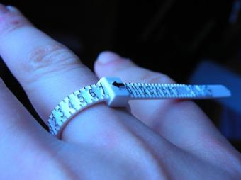 Ring sizer http://www.etsy.com/listing/65194543/ring-sizer-measure-your-finger?from_reg=2&joined=contact&box=1