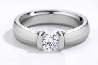 Where to Find Titanium Engagement Rings