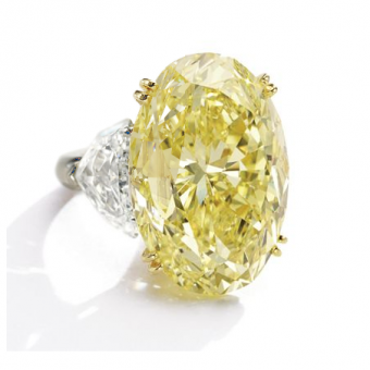 Shopping for Yellow Diamond Engagement Rings
