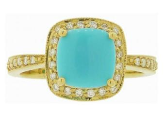 Shopping for Turquoise Engagement Rings