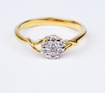 Pictures of Cheap Engagement Rings