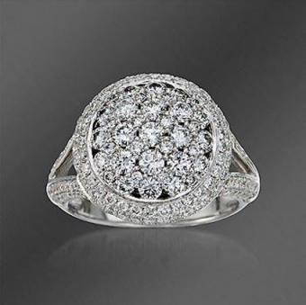 Darrell Ross Interview on Pave Diamond Ring Settings