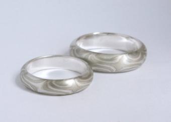 Mokume Gane Wedding and Engagement Ring Options