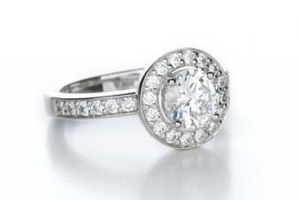 Channel Settings for Engagement Rings