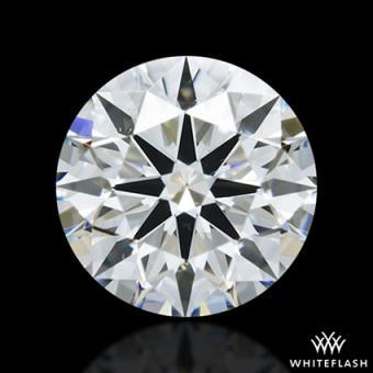1.027 ct round cut loose diamond