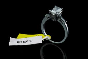 discount engagement ring