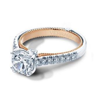 Verragio Vintage Rose Ring