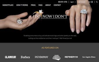 Screenshot of IDoNowIDont.com