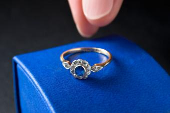 Sapphire Engagement Ring Meaning