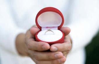 Getting Engaged on Valentine's Day