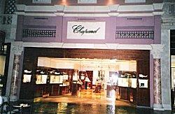 Chopard boutique in Las Vegas, Nevada