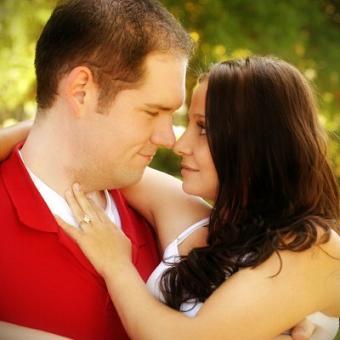 Unique Engagement Photos